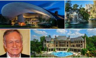 Top 5 celebrity home sales of 2016
