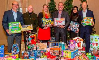 Kylemore's annual toy drive helps 200 families