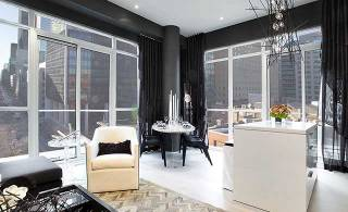 Floor-to-ceiling windows in a new light