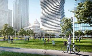M City Condos – Mississauga's tallest building