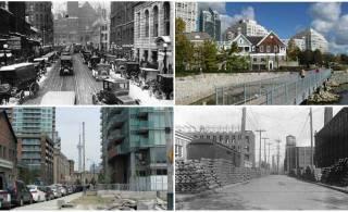 The evolution of four GTA neighbourhoods