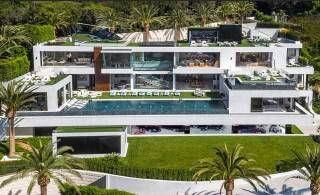 A peek inside America's most expensive home