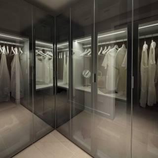 The Smithe - Closet
