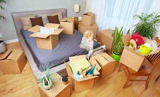 Moving into a home – a new start is someone else's too