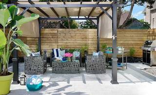 Making your new backyard into the perfect space