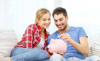 Finances and building the love nest