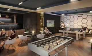 Grand living at SuperSonic Condos by Lindvest