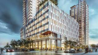 Sun Towers: Celebrate the Metrotown lifestyle