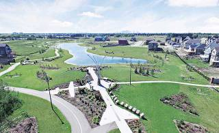 Village At Griesbach is new urbanism at its best