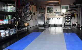 Carson Arthur's garage overhaul
