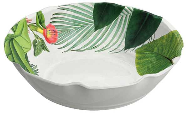 Amazon Floral Pasta Bowl $12 chapters.indigo.ca