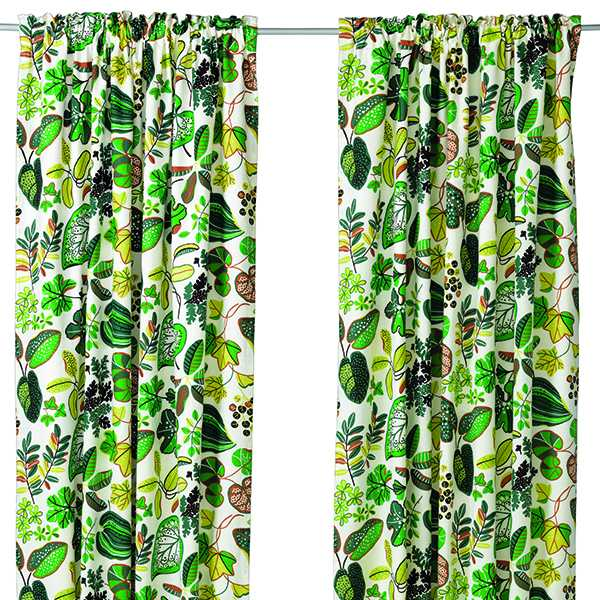 Syssan Curtains $90/pair ikea.ca