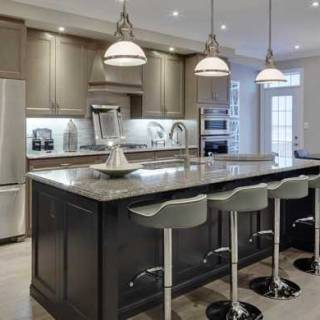 Kitchens for entertaining