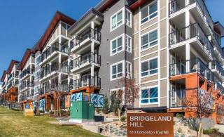 Bridgeland Hill offering a great location