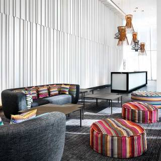 casa ii lobby furnished with MissoniHome
