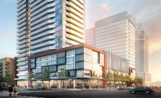 Introducing Wesley Tower at Mississauga City Centre