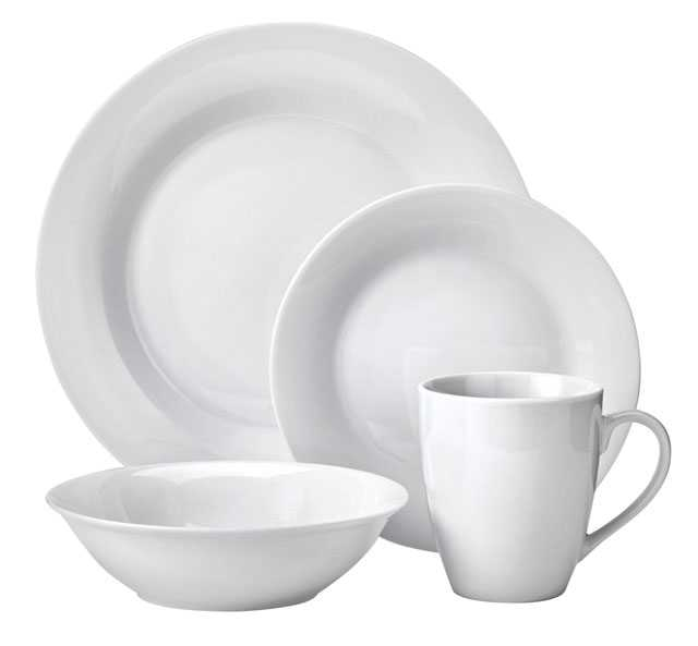 Canvas Lauran Dinnerware