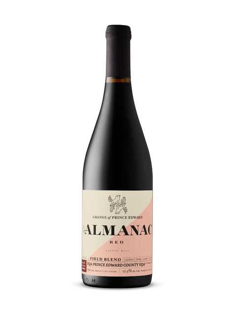 The Grange of Prince Edwards Almanac Blend Red Blend (Listen Well)