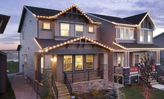 Calgary area: Verve Showhome in Hillcrest