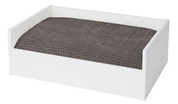 LURVIG pet bed with pad by IKEA $57