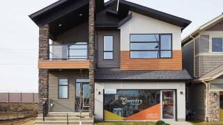 Edmonton: The Uplands at Riverview by Coventry Homes