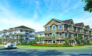 Calgary area: Trico launches new townhomes