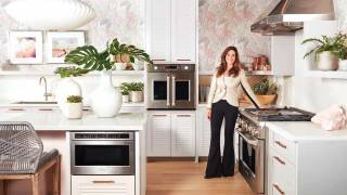 Sarah Richardson's resort-inspired kitchen