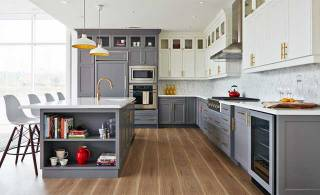Designer Rebecca Hay shares kitchen design styling tips