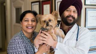 GTA: Veterinarian and family choose Radiance Townhomes