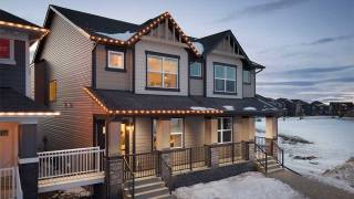 Shane Homes paired homes in Legacy, Calgary
