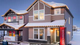 Laned Homes in Hillcrest in Calgary by Shane Homes