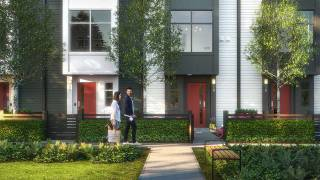 Hawthorne townhomes by Mosaic in Surrey, BC