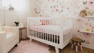 Pretty in Pink - Inspiring baby room ideas