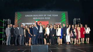 Tridel kicks off awards season with multiple honours