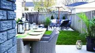 Interior Stylist Jaclyn Harper's Backyard Retreat