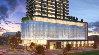 Avani Centre by Avani Investment Group in Surrey