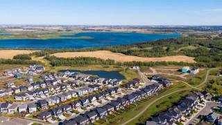 Trumpeter homes by Anthem United in Edmonton