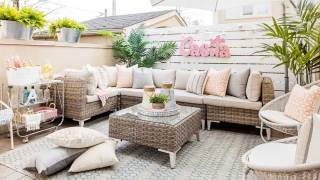 Patio perfection - outdoor inspiration