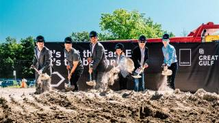 Great Gulf and Hullmark break ground at home condos