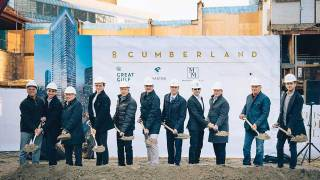 Great Gulf and partners break ground on 8 Cumberland