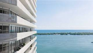 Sugar Wharf Condos like living in a resort by the water