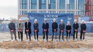 Great Gulf first Canadian company to break ground in DC