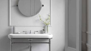 Find the perfect vanity  for your tiny bathroom