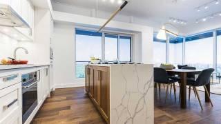 Three-bedroom model family condo at M2M