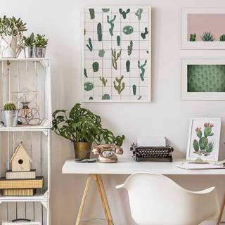 Cacti Gallery | Framed posters