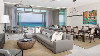 The Residences at Seafire in the Cayman Islands