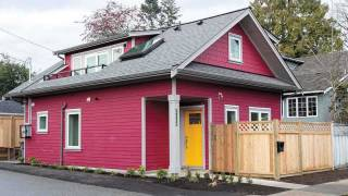 Laneway homes, tiny footprint, tiny price