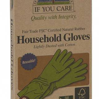Natural rubber gloves. $6. Homesense.ca