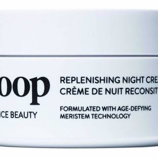 Replenishing night cream. $195. goop.com