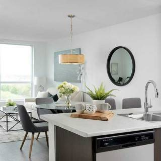 The Humber Condos - Options for Homes